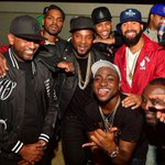 Photo: Davido hangs out with Trey Songz, Young Jeezy in Atlanta club http://t.co/GT9iEgzB4P http://t.co/oQLM5wN07y