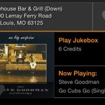 """Im remote playing """"Go Cubs Go"""" at every St. Louis-area bar jukebox. Im trolling Cardinals fans the RIGHT way. http://t.co/xOHNPgR1q3"""