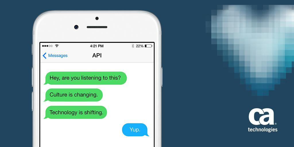 In the future, #APIs don't call -- they text. http://t.co/kLmkw4b9g3 #iloveapis http://t.co/ks31vflRb4