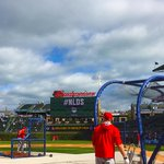 'Sup Wrigley. #NLDS Game 4 starts at 4:30pm ET on TBS: http://t.co/wtCtLOrVv4 #OwnOctober http://t.co/wD1w5yJvqq
