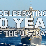 This #240NavyBday, I want to thank the @USNavy for their service and sacrifice keeping our nation safe http://t.co/ElcTwbQ3OR