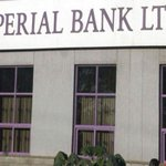 NEWS BULLETIN: Imperial Bank placed under 12-month receivership, watch more Top stories via http://t.co/J22A4yVEHz http://t.co/OcTbmlNG6i