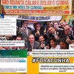 Cunha não é um mal necessário. Ponto. Não é mesmo! http://t.co/hHwgrEfu3e #ForaCunha http://t.co/VhAlxNLAui