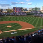 We are ready for #NLDSGame4! @Cubs vs #Cardinals #postseason ????????????#LetsGo http://t.co/IqbsEvLGDX