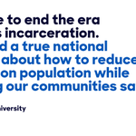 One third of black men born today face the prospect of incarceration in their lifetimes. We can do better. http://t.co/2vtiRQZd9v