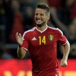 [#QualifEuro2016] #Belgique 3-0 #Israel La Belgique termine 1er de son groupe ! #BELISR http://t.co/qadizJtHmp