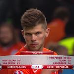 FT: Netherlands lose 3-2 to Czech Republic and miss out on Euro 2016. http://t.co/1G47qTXRkT #SkyFootball http://t.co/khXLVnjzeg