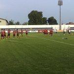 O elenco do Leão realiza treino técnico nesta tarde, no Pici, de olho na decisão #FORxBRA #SérieC #JuntosPodemosTudo http://t.co/88eBNHkzMZ