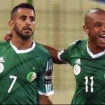 [#Amical] #Algerie 1-0 #Senegal LAlgerie remporte ce match amical grâce à un but de Brahimi ! #ALGSEN http://t.co/CxzkvMEMOy