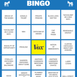 Watching the first #DemDebate? Play along with Voxs bingo cards. http://t.co/n3aZAwP5oF http://t.co/KSDA0y3GLO