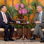 Chinese President Xi Jinping to visit Singapore to mark 25 years of diplomatic ties http://t.co/PpX0MrVdJZ http://t.co/d1d7C7Huda