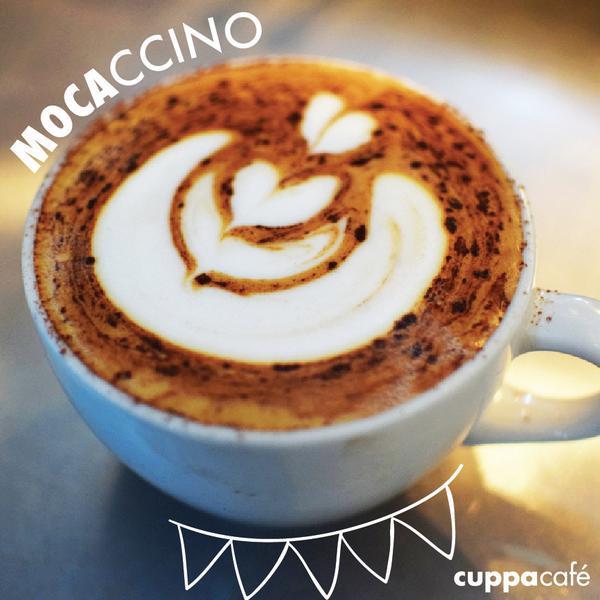 Nada de pereza, sacude todo eso con un Mocaccino de @somoscuppa ¡No te lo pierdas! #amantesdelcafé http://t.co/DtTbafguBL