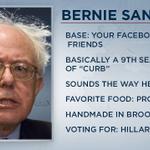 Meet the contenders: @BernieSanders #DemDebate #CNNdebate #DebateWithBernie http://t.co/K9ndF1oPQk