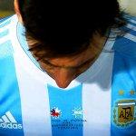 """""""Messi no sirve, pecho frío, Argentina sin Messi es mejor"""". ahí esta, Así es la Selección sin Messi. Perdonalos Leo. http://t.co/7ND1FOGUqo"""