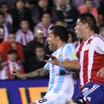 Sigue en deuda: Argentina no jugó bien y empató con Paraguay. http://t.co/0GKYCsMkeH http://t.co/CQVV3LqPet