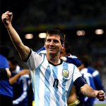 Con Messi llegamos a 2 Finales, sin Messi no hacemos un gol por eliminatoria. FIN http://t.co/7vCppmWhM2