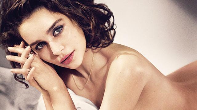 Emilia Clarke Has Been Named The Sexiest Woman Alive Watch The