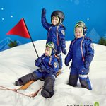 #SongTriplets became fashion icons for the winter line of outdoor brand Skarbarn! Check out the cute photos! http://t.co/AG2vyABhxe