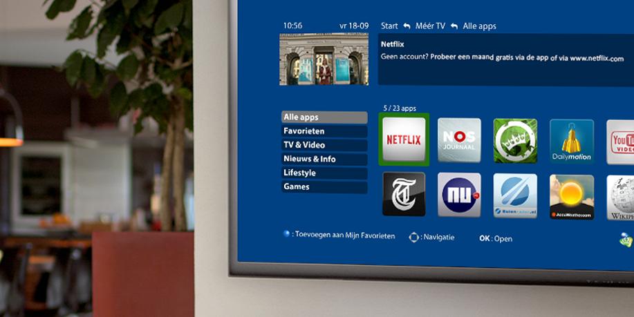 KPN voegt Netflix toe aan zijn Interactieve TV menu. Lees meer: http://t.co/xgQSLjf6mK http://t.co/jrUQC7TV67