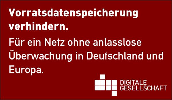 Demo gegen die #VDS am Freitag. 8 Uhr vor dem Bundestag. Kommt zahlreich! https://t.co/5cX2odYhJ0 http://t.co/oQwKdsyvRo