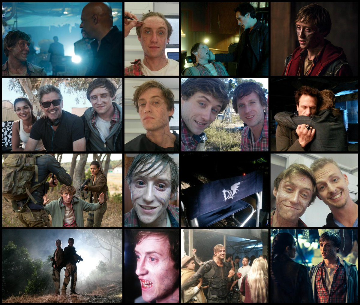 It's been a WILD ride @DominionSyfy & I'm so grateful! Thanks for everything @VaunWilmott @DeranSarafian. #Dominion http://t.co/JPwM7hrj4G