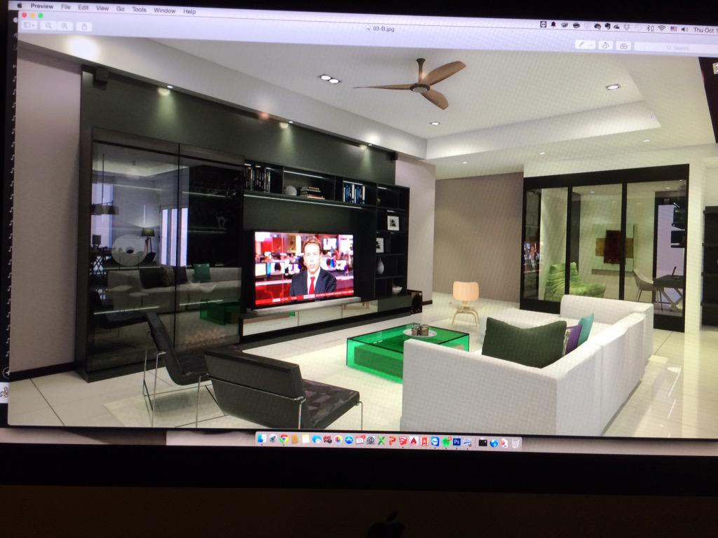 Sneak peek of a super condo design that I am working on. Tough work!!! #interiordesign http://t.co/pB6PVDwyt5