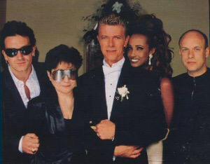 """David, who shall we invite to the wedding?""  ""Bono. Ono. Eno.""  ""I love you, you unstoppable conceptual bastard."" http://t.co/U8YlDwvBUT"