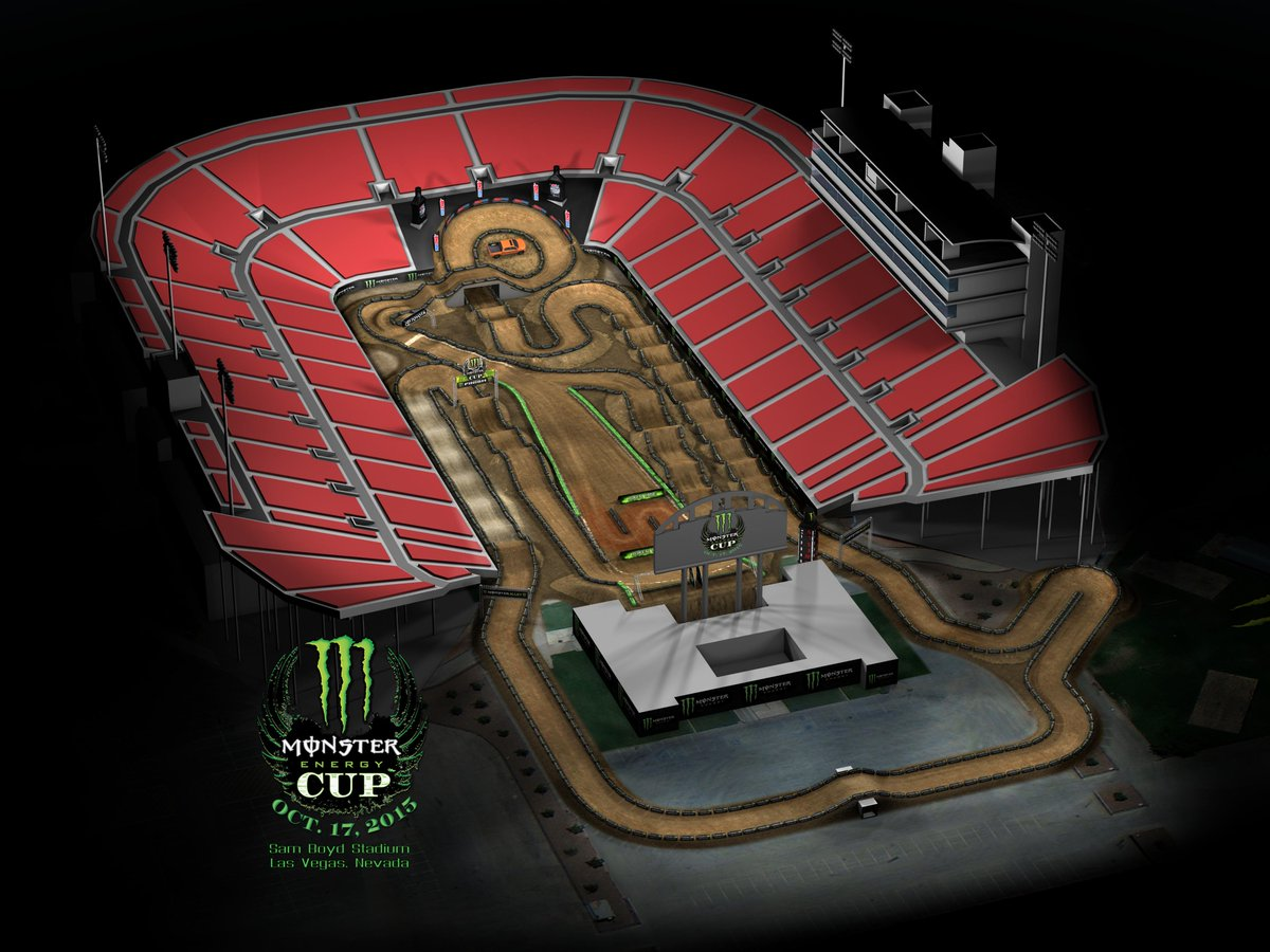 TWO MORE DAYS then It's ON! #SXonFOX #LasVegas #MonsterEnergyCup http://t.co/y9NMR8OxMH