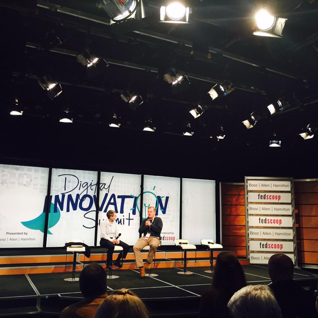 THANK YOU amazing @AnnDunkin CIO @EPA & Greg G. CTO for closing out the #digital #innovation summit! cc @BoozAllen http://t.co/6Vhw87qSDv