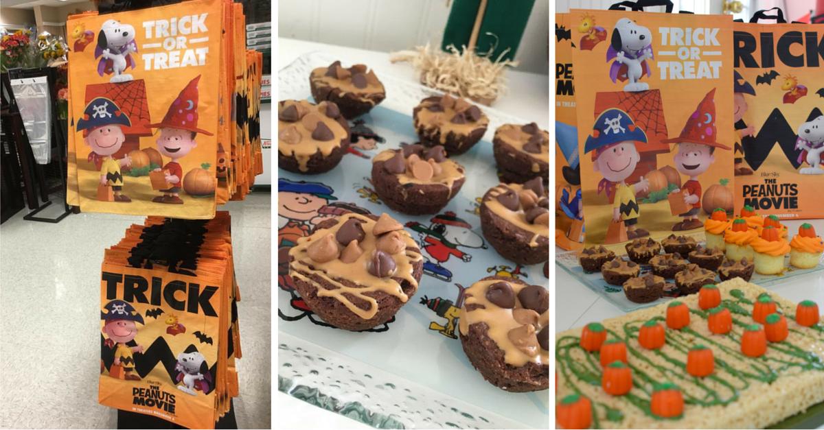 FREE @PeanutsMovie Trick-or-Treat bags at @Albertsons & Peanuts recipes http://t.co/QVQb1yBZ2V #ad #PeanutsMovie http://t.co/3RrC7qGqtY