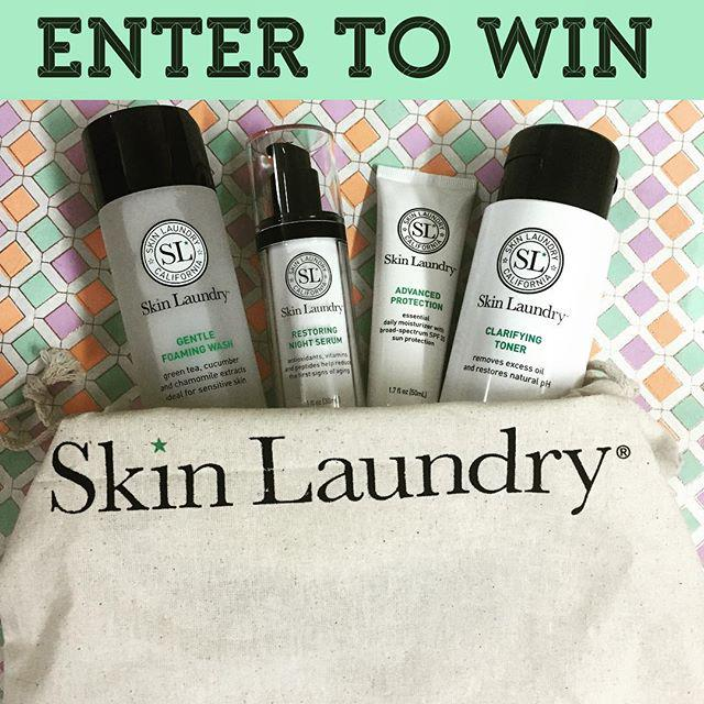 SKINCARE #GIVEAWAY IN HONOR OF SPA WEEK! Follow + RT to enter to win http://t.co/LcGzvXvSxa http://t.co/bzj4cT9PVz