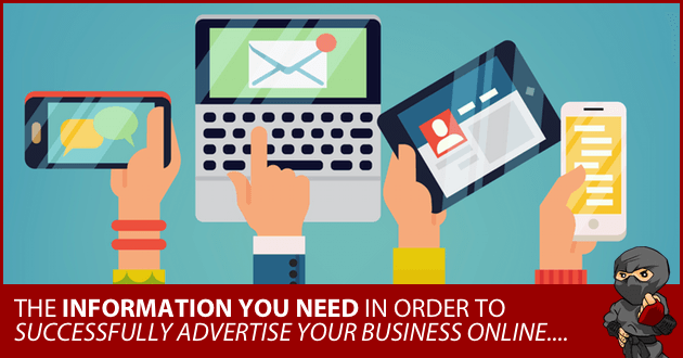 Trying to advertise your business online can be overwhelming. Start with the basics: http://t.co/3mtii5PD5s #smallbiz http://t.co/aAwNQVO49G