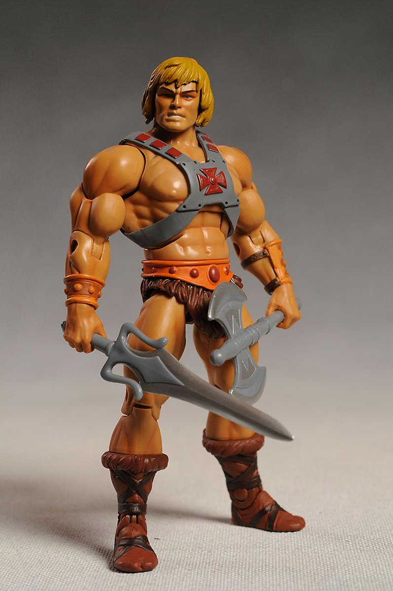 Remember He-Man? You too have the power to help bring toys to kids in need, by sharing your favorite #MyToyMemory. http://t.co/hFGtjq58Uz