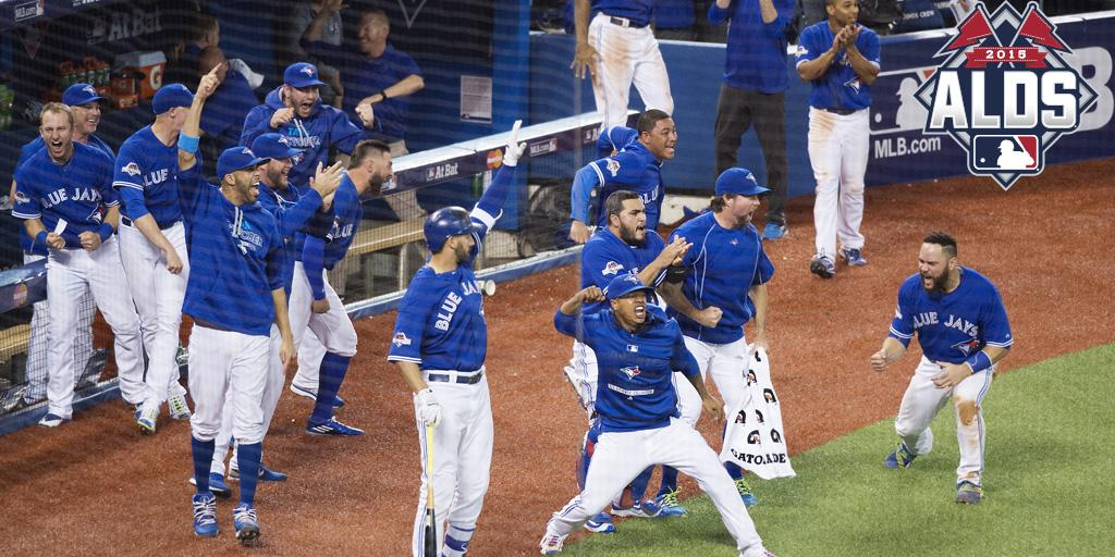 Wednesday, October 14, 2015 will always be remembered in Canada as … #Game5 #ComeTogether. http://t.co/v9inVH1dSU