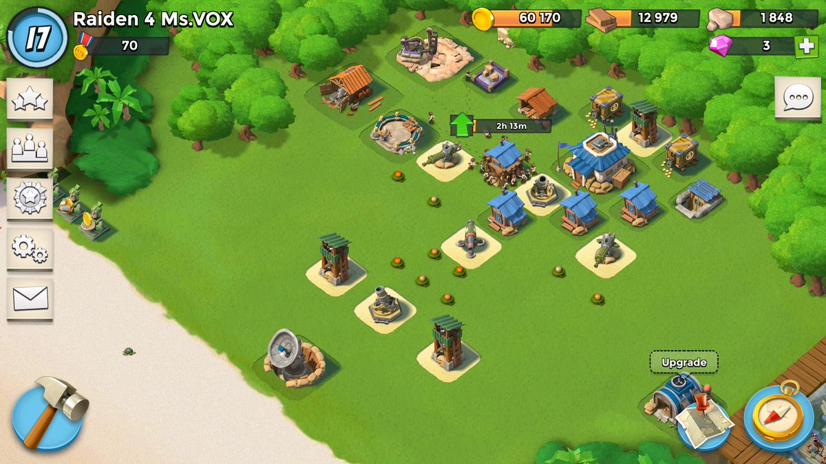 1 pic. Middle of Nowhere Iowa ??? #OffNetwork Just bout All Day Play MEE Newest #Addiction #BoomBeach