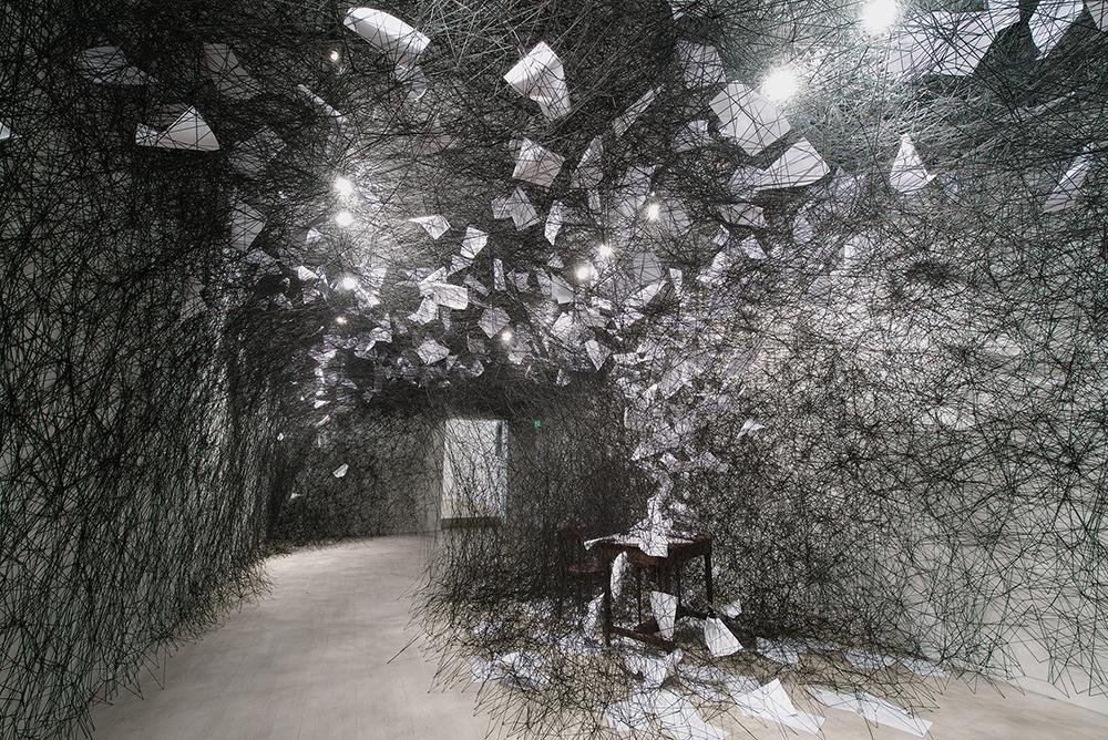 The Works of Chiharu Shiota: http://t.co/4dRILYf1UT #NFTO http://t.co/f56aJE3cOB