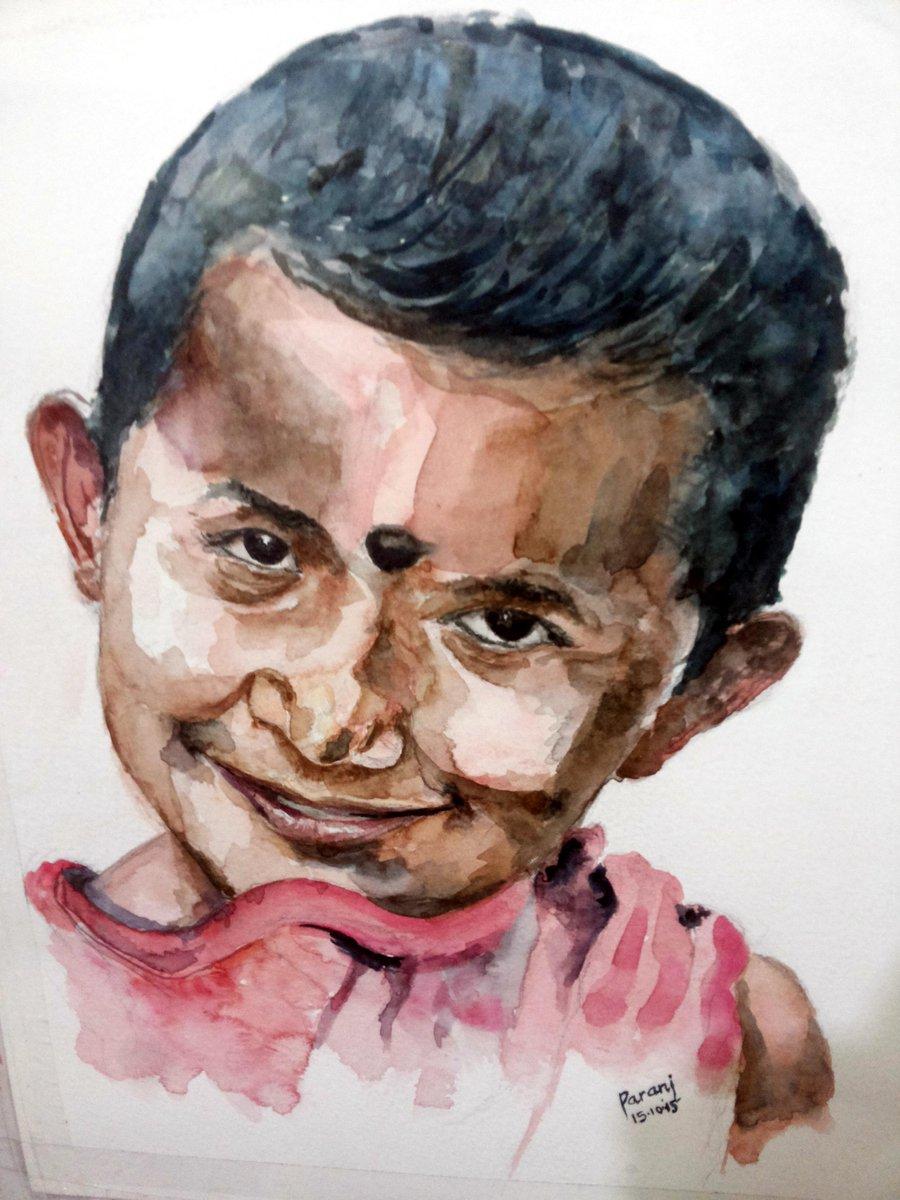 இனிய பிறந்தநாள் வாழ்த்துக்கள் வெண்ணிலா !!!! 2nd Birthday..!!!  #paravaisketch http://t.co/jHCU9yKl1J
