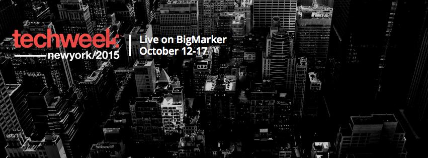 Oh no! 30 minutes until #TechweekNYC Fireside chat with @garyvee. Watch it here: https://t.co/N91HvgTij5 http://t.co/ohd03id9LK