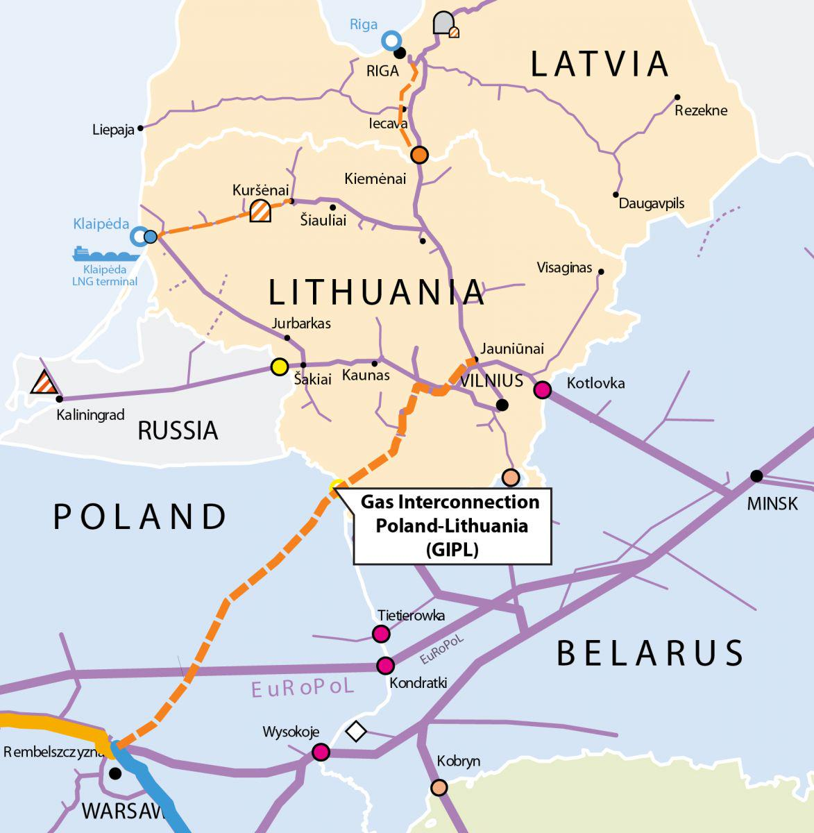 #GIPL is great news for Europe! Gera žinia Lietuvai! Dobra wiadomość dla Polski! #LitPolLink http://t.co/3trsCc6qkU http://t.co/k09nxaBC1E