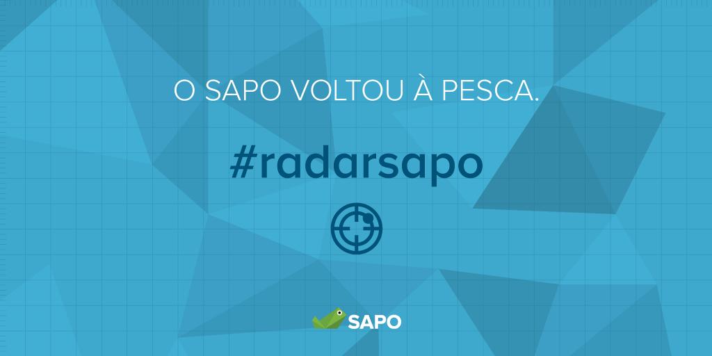 Olá. Não só não desaparecemos, como voltámos a sapo.pt. A diferença é que estamos no @sapo, como #radarsapo ;) http://t.co/6TCTPCyrLH