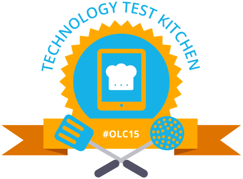 Get the #OLC15 #TechnologyTestKitchen Recipe Booklet here: http://t.co/4VKZdiayGM http://t.co/vcP5MPSyAP