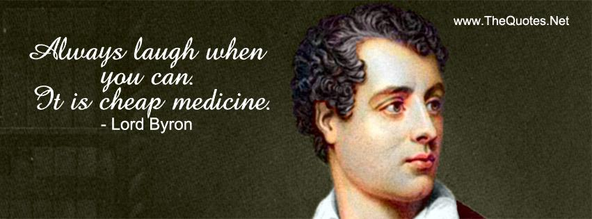Always laugh when you can. It is cheap medicine.-Lord Byron https://t.co/ktqaLyDeDa https://t.co/4ElrsCuddM #laugh