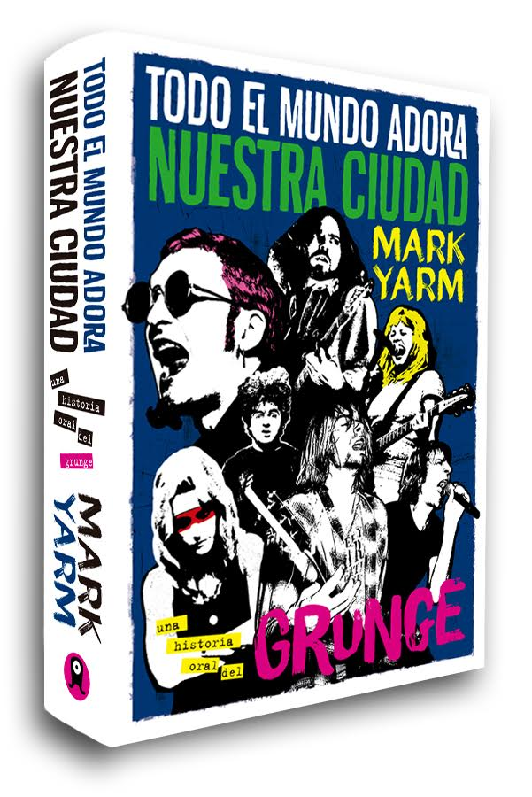 Buenas noticias! The Spanish version of my book Everybody Loves Our Town: An Oral History of #Grunge is out Nov. 18. http://t.co/4AhMd8GJq2