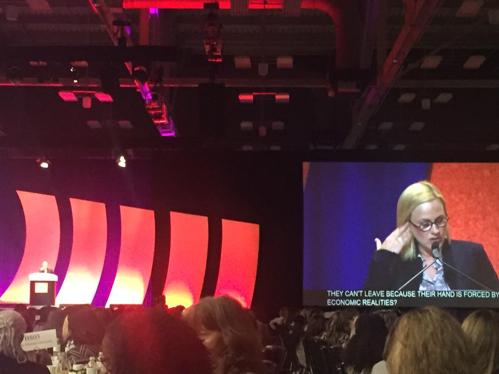 """We have given birth to every single person on the planet"" @PattyArquette #TXConfWomen http://t.co/zYxHuaZZjW"
