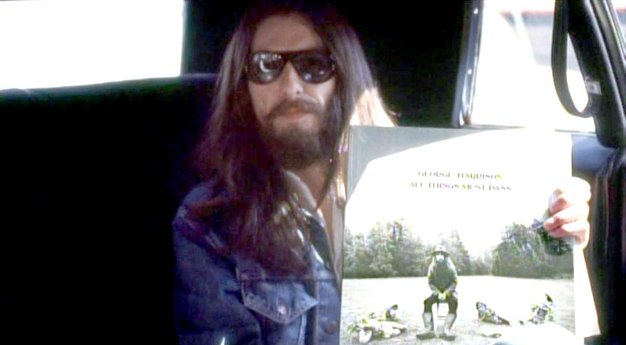 Sunset doesn't last all evening A mind can blow those clouds away #lyric http://t.co/iBUQ64ljf5