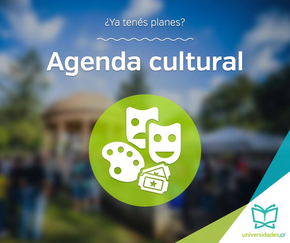 ¿Ya viste la Agenda Cultural Gratuita para este finde? https://t.co/hf3MAyicgI   #AgendaCulturalCR #UniversidadesCR http://t.co/HzEo7EO3lc