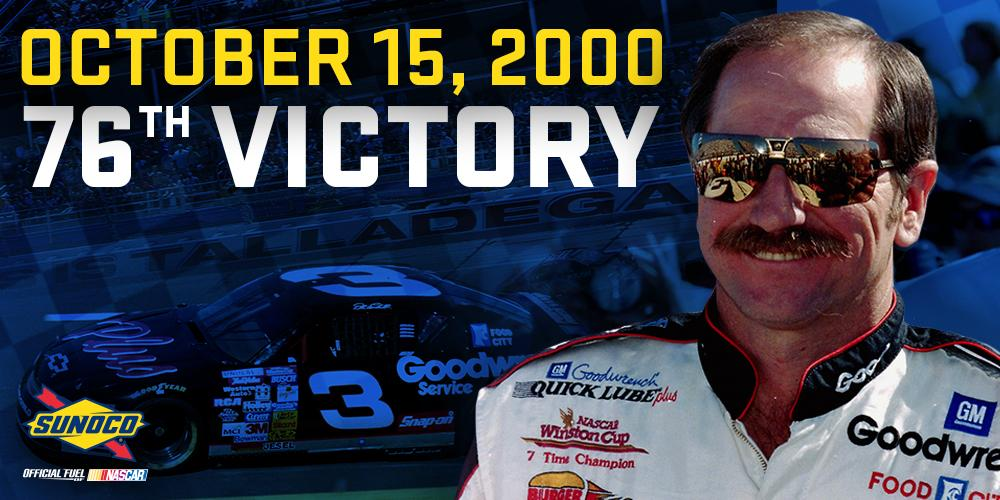 Exactly 15 years ago today: a legend schooled the world's greatest drivers for the 76th time. http://t.co/JFIyA6TrUW