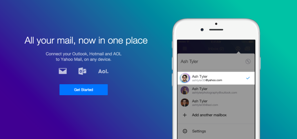 Access all the new features of Yahoo Mail across all of your accounts! Try it now: http://t.co/IU8NOrTEGv http://t.co/ZAxfE0yKbX
