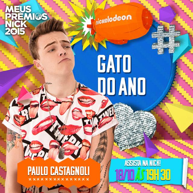 Miaaaau! O @pcastagnoli da Banda @flybr é o GATO DO ANO do #MPN 2015! http://t.co/WKHC2OoxKf