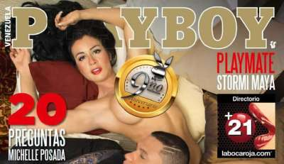 Diosa Canales Play Boy